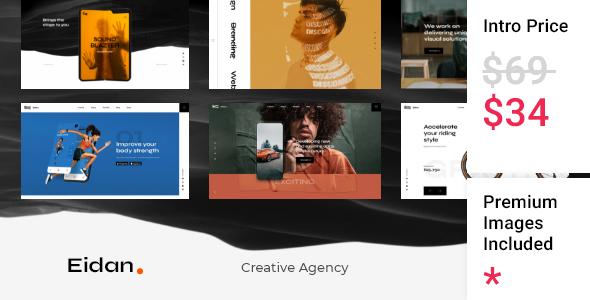 Eidan - Creative Agency Free Download Lastes Version